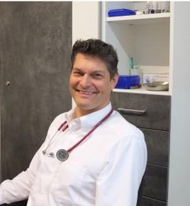 Arzt Antonio Burghauser
